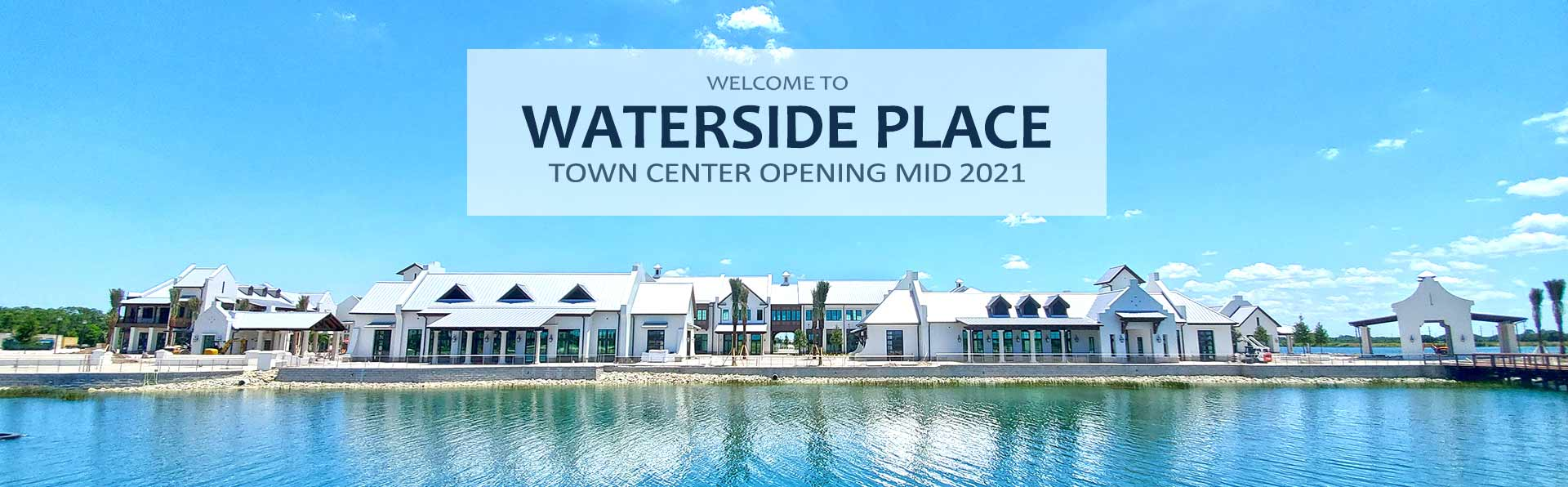 Waterside Place in Lakewood Ranch